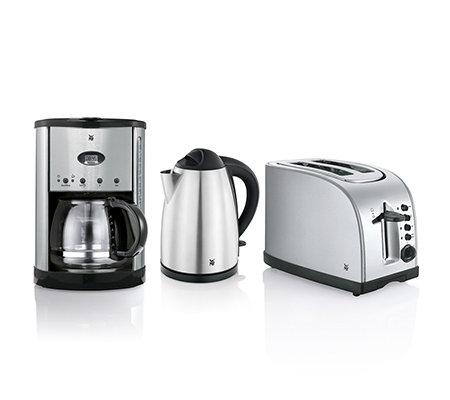 wmf fr hst cks set wasserkocher kaffeemaschine toaster page 1