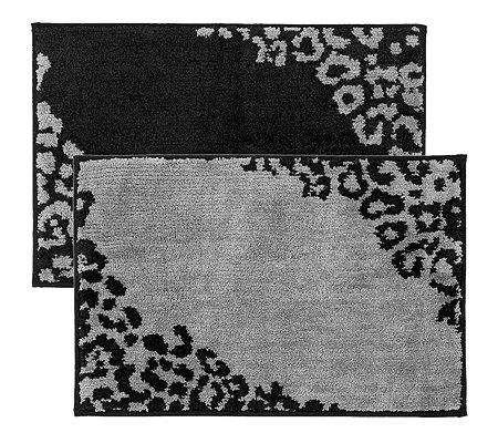 casa fondo mf 2 fu matten mit leodesign 2 farben im set ca 45x65cm page 1. Black Bedroom Furniture Sets. Home Design Ideas