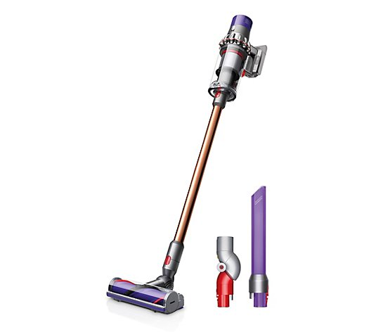 DYSON Akku-Staubsauger V10 Absolute LED-Fugendüse & Flex-Adapter