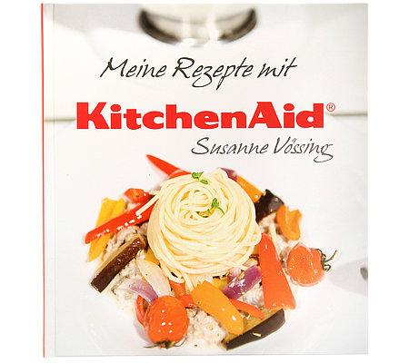 KITCHENAID Kochbuch für die Küchenmaschine von S.Vössing 68 Rezepte ...