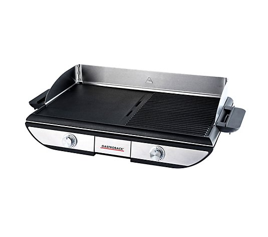 GASTROBACK Design Tischgrill Advanced Pro Grillfäche ca.1500cm² 2300 Watt