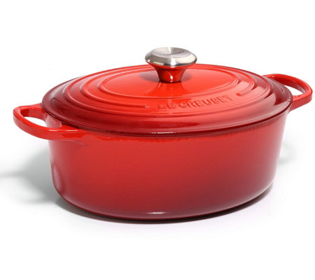 LE CREUSET Bräter oval Signature Ø 27 cm, 4,1 l Made in France