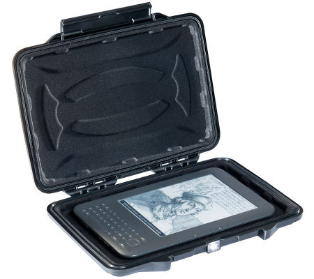 Pelican Watertight Hardback Case for eReaders