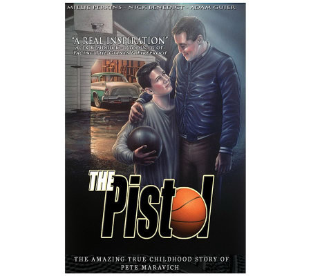 The Pistol: The Birth of a Legend DVD