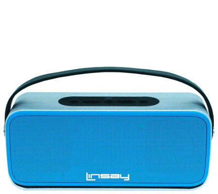 Linsay Portable Wireless Bluetooth Speaker