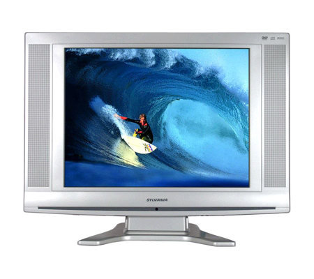 Sylvania 6620LDG 20 Diagonal LCD TV DVD Combo