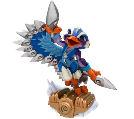 Skylanders SuperChargers Stormblade Driver Character