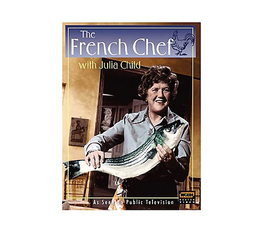 The French Chef with Julia Child: 2 - 3-Disc DVD Set
