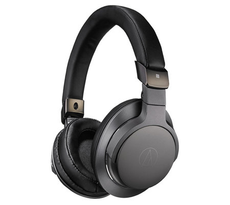 Audio Technica Wireless Over-Ear High-Resolution Headphones