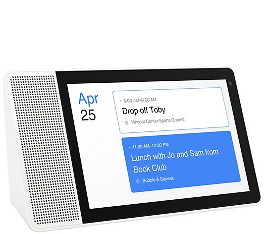 "Lenovo 10"" Smart Display with Google Assistant"