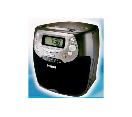 philips magnavox aj3940 cd am fm stereo digitalclock radio qvc com rh qvc com Magnavox TV Remote Magnavox TV Remote