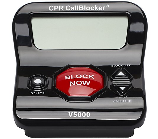 "CPR Call Blocker with 3"" Display & 6500 Number Blocking"