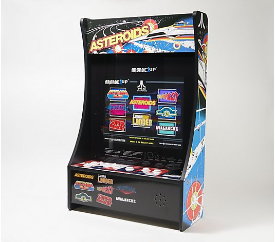 Arcade1Up 8 Game PartyCade Portable Home Arcade Machine