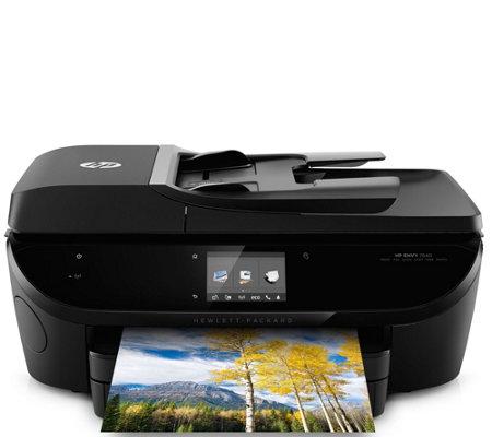 Driver e-all-in-one envy printer hp 7640