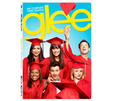 Glee: The Complete Third Season 6-Disc DVD Set