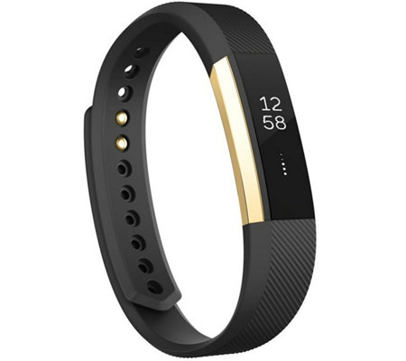 Fitbit Alta Fitness Wristband - Special EditionGold