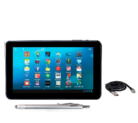 "Craig Dual-Core 9"" Android 4.1 Tablet with Stylus Pen & HDMI"