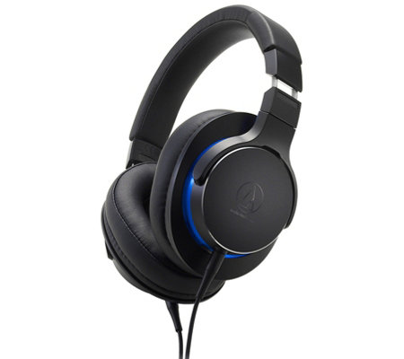 Audio Technica High Resolution Over Ear Headpho Nes