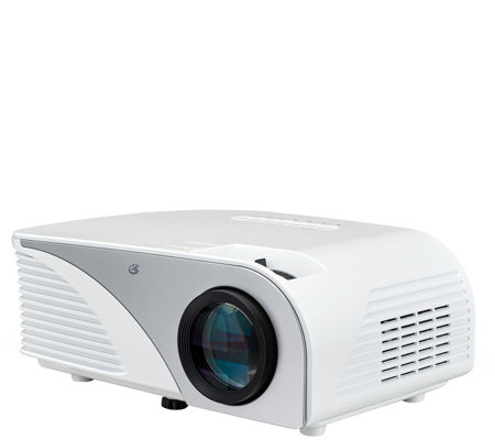 GPX DLP Micro Projector with Remote