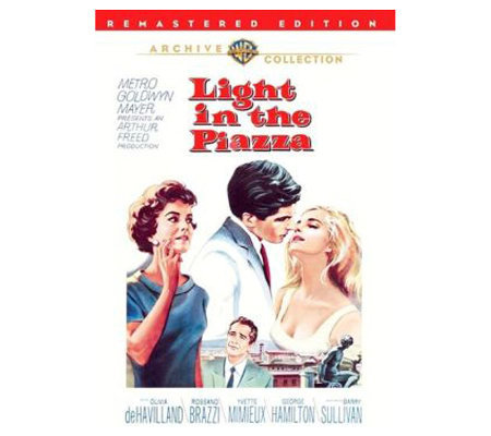 Light in the Piazza (1962) - DVD