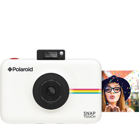 Polaroid Snap Touch Instant Print Digital Camera with LCD
