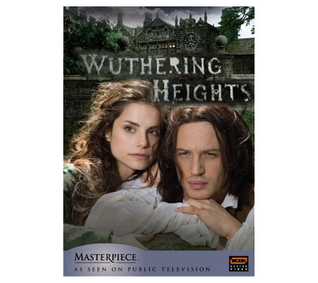 Masterpiece Classic: Wuthering Heights DVD