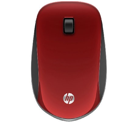HP Z4000 Wireless Mouse - Red
