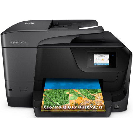 HP OfficeJet Pro 8710 Printer with 1-Month Instant Ink