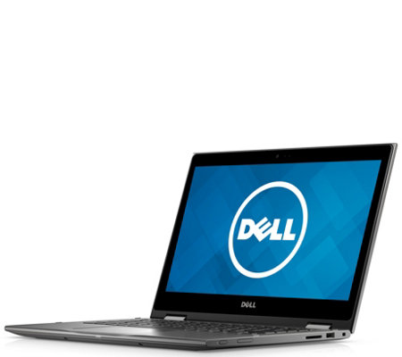 "Dell Inspiron 13.3"" 2-in-1 Touch Laptop - Intel4GB RAM, 500GB"