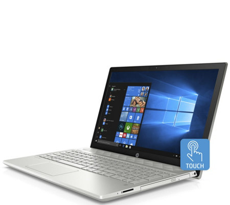 "HP 15.6"" Pavilion Touch Laptop - Core i5, 8GB RAM, 1TB HDD"