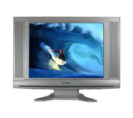 Sylvania 6620LG 20 Diagonal LCD TV QVC