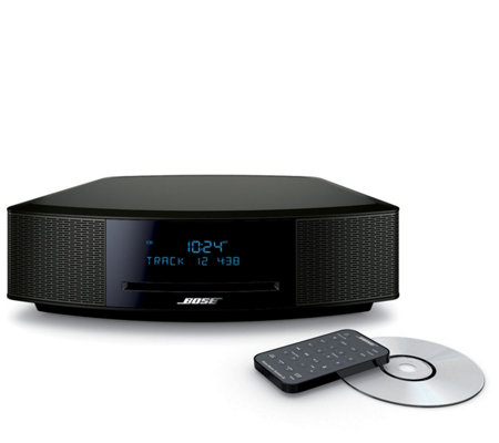 Bose Wave Music System IV with CD Slot & Dual Alarm Clock