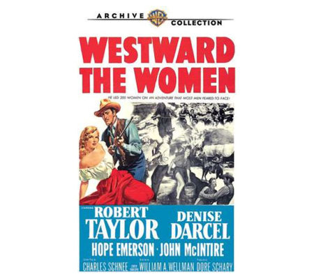 Westward the Women (1951) - DVD