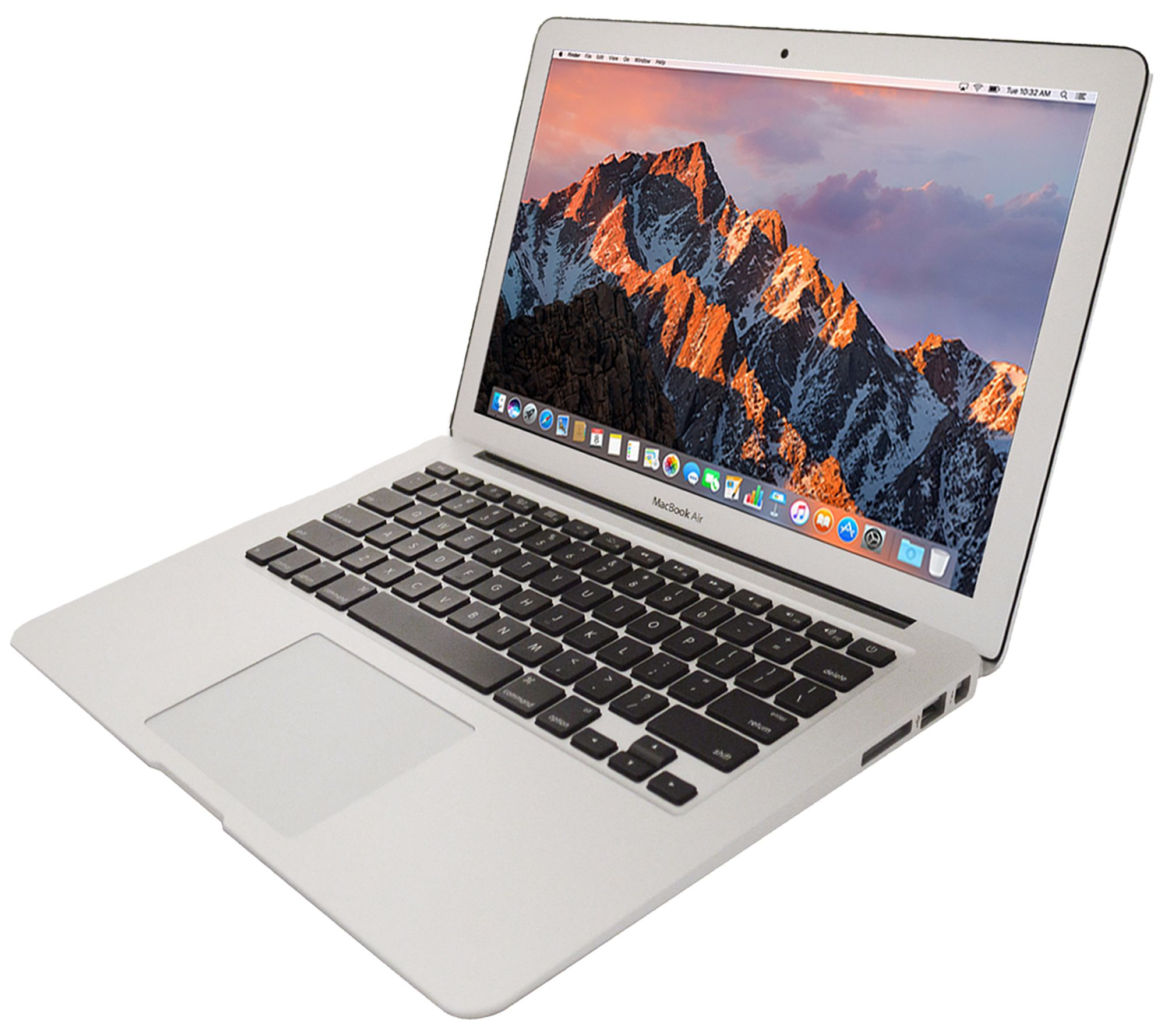 "Apple MacBook Air 13"" Intel 128GB SSD with Clip Case, USB ..."