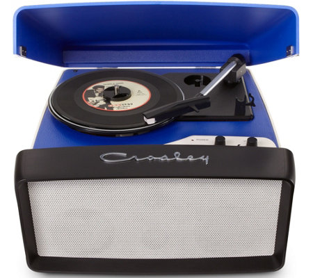 Crosley Radio Collegiate Portable USB Turntable