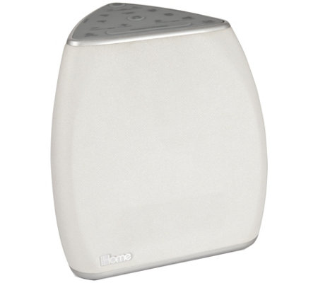 iHome Zenergy Bedside Speaker with Dual Alarms