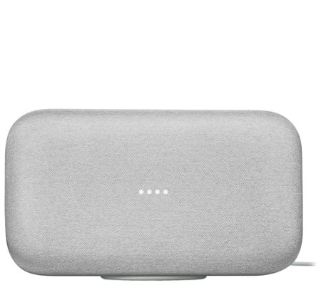 Google Home Max Multi-Room Wi-Fi Speaker