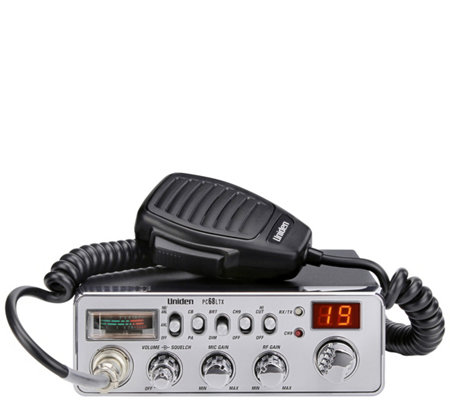 Uniden 40 Channel Trucker S Cb Radio