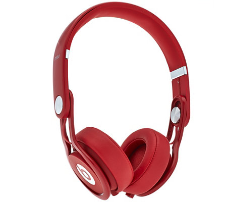 Beats by Dr.Dre MixR On-Ear Headphones with Carrying Case