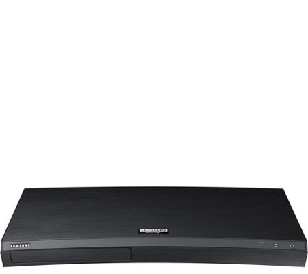 Samsung 4K Ultra HD Blu-ray Player with MobileStreaming