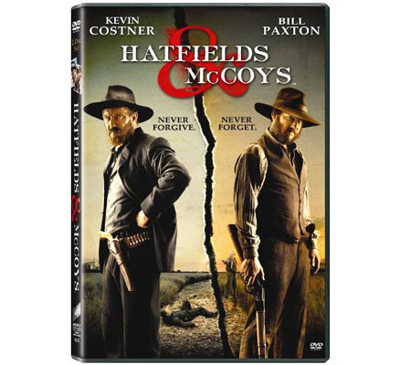 Hatfields & McCoys 2-Disc DVD Set