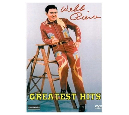 Webb Pierce: Greatest Hits DVD