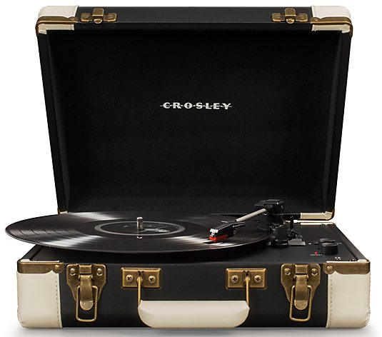 Crosley Radio Executive Deluxe Portable USB Turntable