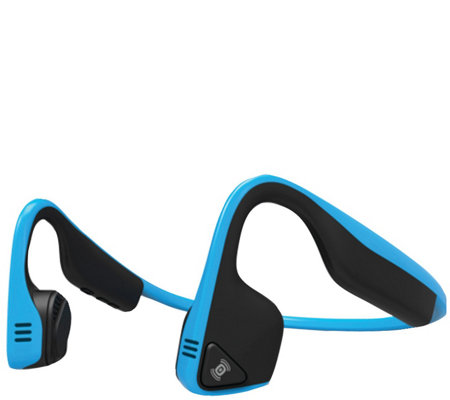 AfterShokz Trekz Titanium Bluetooth Stereo Headphones with Mi