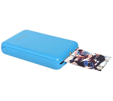 Polaroid ZIP Mobile Printer with ZINK Paper