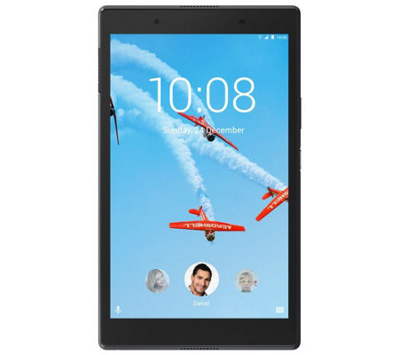 "Lenovo 8"" Tab4 Plus Tablet - 2GB RAM, 16GB eMMC& Voucher"