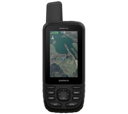 Garmin GPSMAP 66s Multisatellite Handheld withSensors