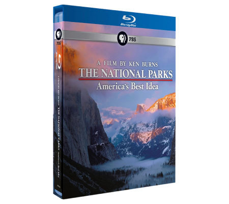 Ken Burns: The National Parks: America's Best Idea - Blu-ray