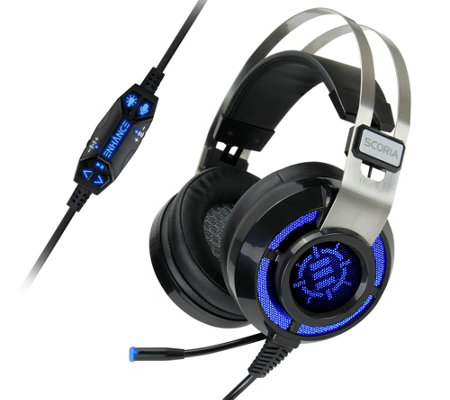 ENHANCE Scoria Gaming Headset for PC & PS4