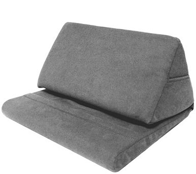 Tablet Prop-Up Pillow with Pocket for Tablets, Phones or Laptop - E232718